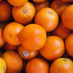 Allergitest Apelsin